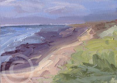 Ainsdale Shoreline by Chris Mcloughlin