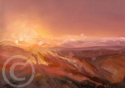 Lancashire_Sunset by Chris Mcloughlin