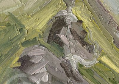 A_Dull_Day_at_Striding_Edge_Study_by Chris Mcloughlin