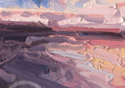 Sunset_Study_1 by Chris Mcloughlin
