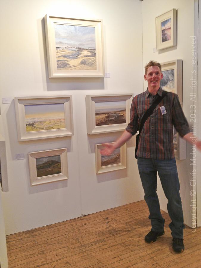 Brighton Art Fair 2013