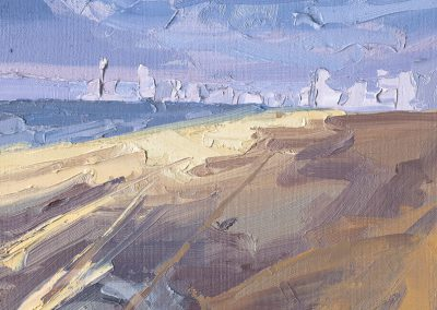 A_Turbulent_Day_on_the_Sands by Chris Mcloughlin