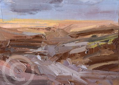 After a Storm on Ainsdale by Chris Mcloughlin-Small works Project