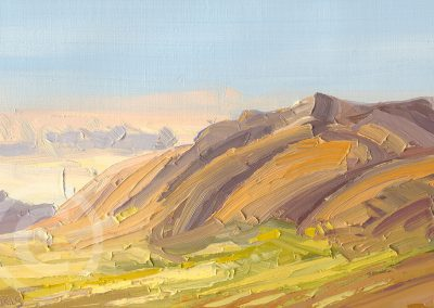 Available_Paintings_Blencathra_Study by Chris Mcloughlin