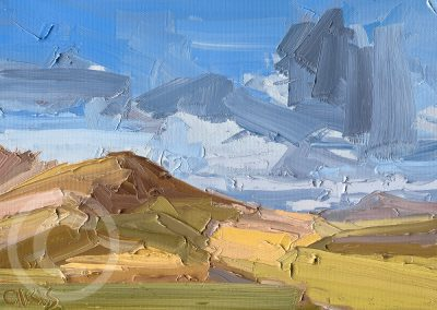 Study_for_Parlick by Chris Mcloughlin